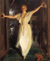 ISG by Anders Zorn