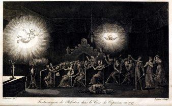 Phantasmagoria illustration